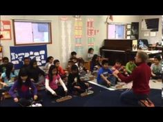 La Mariposa Orff Xylophone Arrangement