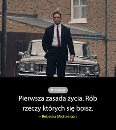 Pierwsza zasada życia. Rób rzeczy których się boisz. Sport Inspiration, Motivational Words, Life Motivation, Best Memes, True Quotes, Self Improvement, Motto, True Stories, Life Lessons