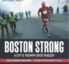 Boston Strong: A City's Triumph over Tragedy, Library Edition