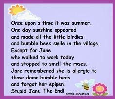 A Summer poem