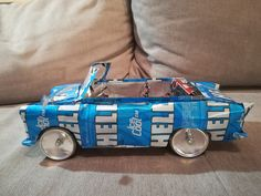 Hell Trabant 500 Cabriolet (soda can)