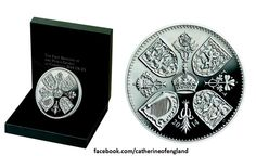 A special coin to commemorate Prince George's First Birthday
