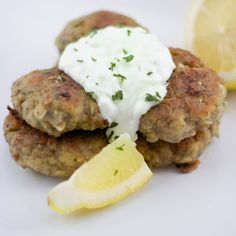 Greek Meatballs | Keftedes Recipe | Lemon & Olives | Greek Food & Culture Blog