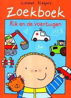 Rik en de voertuigen - Liesbet Slegers