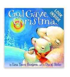 God Gave Us Christmas - This list of books has some that I hadn't ever heard of before. I can't wait to read them to my kids! #christmas #books #kids