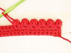 crochet bobble