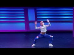 Charlotte Meynendonckx  - Hiphop en Modern - TIME TO DANCE - YouTube