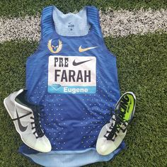 The new Nike 2016 Elite Athletics Kit has been released, offering a totally new design and colour scheme, with multiple versions for different athletes. Nike 2016, Mo Farah, Sports Photos, Track And Field, Sport Fashion, Athlete, Mens Running, Runners, Photography Ideas