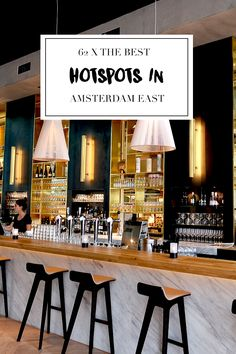"""Visiting Amsterdam East? Go to http://www.yourlittleblackbook.me/amsterdam-east-guide/ for the best hotspots! Planning a trip to Amsterdam? Check http://www.yourlittleblackbook.me/ & download """"The Amsterdam City Guide app"""" for Android & iOs with over 550 hotspots: https://itunes.apple.com/us/app/amsterdam-cityguide-yourlbb/id1066913884?mt=8 or https://play.google.com/store/apps/details?id=com.app.r3914JB"""