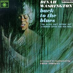 I love and miss these kind of album covers. Classic, and beautiful. Not normally my kind of music, but I appreciated this listen. This is vocal Blues/Jazz. I've never given much thought or energy...