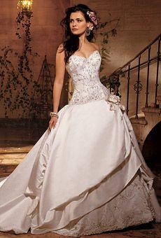 1975 Eve of Milady bridal gowns   ... antique ivory visit eve of milady website view all eve of milady white