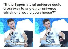 This is why Jensen is my muse.