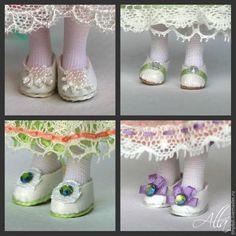 Делаем микро обувь для миниатюрных куколок - Ярмарка Мастеров - ручная работа, handmade