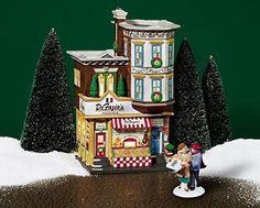 DeFazio's Pizzeria NEW Department Dept. 56 Christmas In The City Village CIC