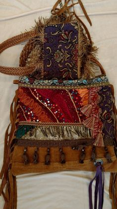 Handmade Gypsy Cross Body Fringe Purse Hippie Boho Festival Carpet Bag tmyers | Clothing, Shoes & Accessories, Women's Handbags & Bags, Handbags & Purses | eBay!