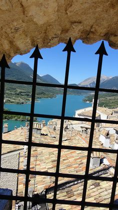 Villetta Barrea by sheridan79, via Flickr,Villetta Barrea lake,province of L'Aquila,  Abruzzo, Italy