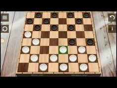 Checkers Master level and Grand master level down.(dama) – New Usa Games Play Checkers, Camera Phone, The Grandmaster, Board Games, Youtube, Free, Tabletop Games, Youtubers, Camera