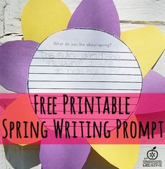 free printable sprin