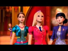 Barbie: Princess Charm School (Full Movie 2011 - English) FULL MOVIE      Watch Free Full Movies Online: click & SUBSCRIBE    www.YouTube.com/antonpictures