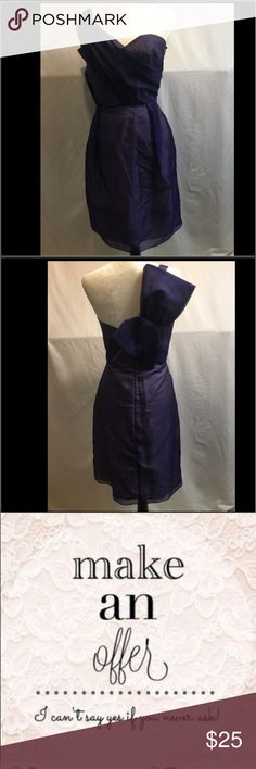 Gorgeous Alvina Valentina Maids New York ❤️ Gorgeous purple/plum Alvina Valenta Maids dress. 100% tule. Fully lined. Small amount of tule. Smoke free home. Please feel free to ask any questions. Thank you for shopping my closet. 🌺🌺 offers always welcome🌺🌺 Dresses