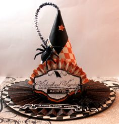witchcraft and wizardry haunted hat