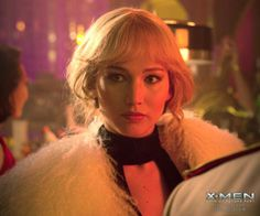 Here are a few photos featuring Bishop (Omar Sy, Iceman (Shawn Ashmore), and Mystique (Jennifer Lawrence) from the upcoming X-Epic X-Men: Days Of Future Past opens in theaters Related […] Days Of Future Past, Future Wife, Jennifer Lawrence Red Sparrow, Jennefer Lawrence, Mystique Marvel, J Law, Film Red, Men's Day, Books