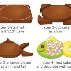 Fish cake!