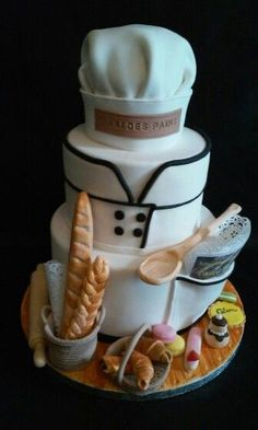 Gateau chef patissier