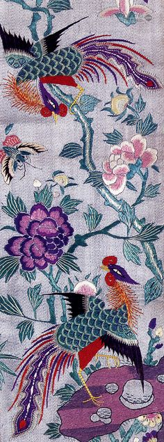 ~小迷糊~采集到中国传统绣品雅汇(336图)_花瓣