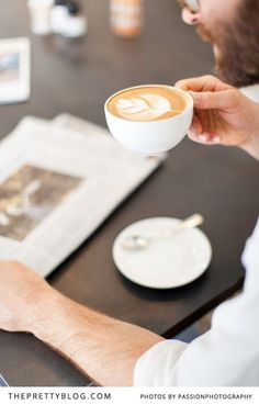 We Visit Trendy Superette I Love Coffee, Coffee Break, Coffee Shop, Coffee Culture, Bakery, Newspaper, Tableware, Ethnic Recipes, Pretty