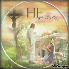 Christ Jesus is Risen