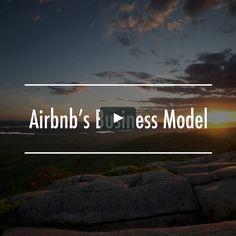 Airbnbのビジネスモデルを解説しています。 #動画 #アニメーション #ムービー #インフォグラフィック #animation #movie #infographic