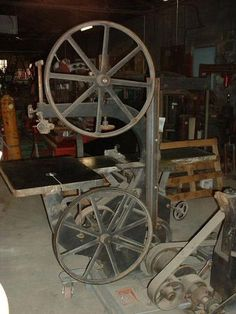 Photo Index - Crescent Machine Co. - No. 108 Universal Wood-Worker | VintageMachinery.org
