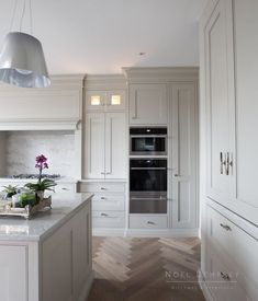 New kitchen paint ideas gray interior design Ideas Home Decor Kitchen, Interior Design Kitchen, Home Kitchens, Kitchen Ideas, Gray Interior, Kitchen Layout, Studio Interior, Interior Ideas, Custom Kitchens