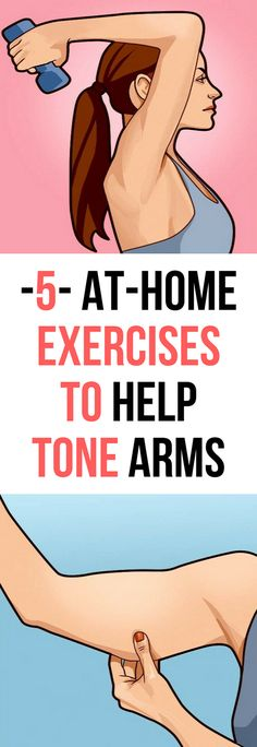 Best Exercises For Toning Arms While You Are At Home