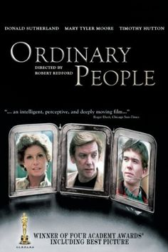 Ordinary People, 1981 Golden Globe Awards Best Actress in a Motion Picture - Drama winner, Mary Tyler Moore #GoldenGlobes #GoodMovies #Movies