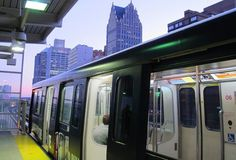 The great People Mover pub crawl: a night of drinking via Detroit public transit