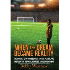 A young soccer player dreamed of playing professionally. Or, better said, he dreamed of doing something great. He wanted to be someone or get somewhere--for his life to mean something--and soccer became his path. When he heard his name called in the 1st Round of the MLS SuperDraft, he expected his life to change forever. What he found, instead, was much of the same: the same fears, insecurities, and internal conflicts, except now with higher stakes. When t #LukaModric Messi Y Ronaldinho, Messi Gif, Lionel Messi, Professional Soccer, Soccer Quotes, Name Calling, Championship Game, Stanford University, Soccer Players