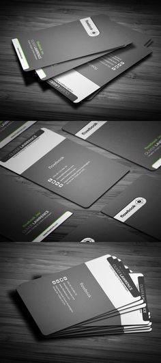 Name Card - Business Cards - Creattica