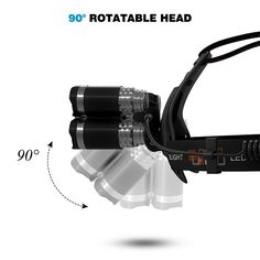 Waterproof 12000 Lumen 5 Led Headlamp XML T6+4Q5 Head Lamp Powerful Led Headlight,18650 Rechargeable Batteries, Car Charger, Wall Charger and USB Cable T'S A [GAME CHANGER] – Forget about those cheap headlamps that use AAA batteries… PROBLEM [SOLVED] – Quit struggling with a handheld flashlight FIND YOUR [FIT]: Super adjustable system bands MULTI-FUNCTIONAL [USES] Order with Confidence [WARRANTY] #headlight #headlamp #hiking #camping #outdoor #flashlight #outdoorlight #caving #hikinglight Tactical Equipment, Tactical Gear, Survival Stuff, Game Changer, Flashlight, Outdoor Lighting, Outdoor Gear, Usb, Exterior Lighting