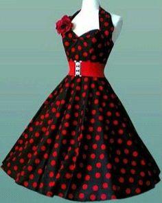 Vestidos pin-up: fotos modelos (43/53)   Ellahoy