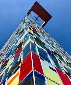 Colourful Düsseldorf