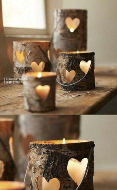 11 DIY Recycle a Tin Can Into a Gorgeous Lantern Candles Sumcoco Blog