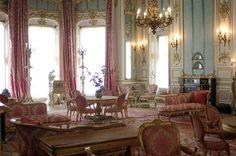 The Elizabeth Saloon at Belvoir Castle  (c) Richard A. Higgins Photography