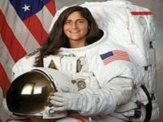 Becoming an astronaut was happenstance for me: Sunita Williams