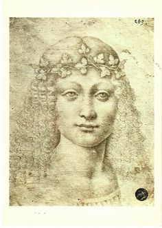 Italian Renaissance Art, High Renaissance, Trois Crayons, Michelangelo, Renaissance Portraits, Italian Artist, Gravure, Famous Artists, Les Oeuvres