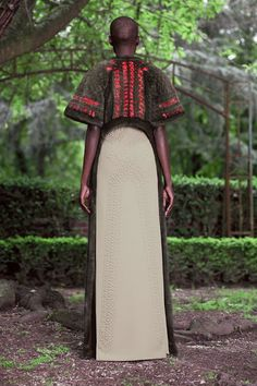 Givenchy AUTUMN/WINTER 2012-13 COUTURE