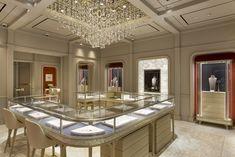 Ala Moana Center, Jewellery Showroom, Interior Shop, Peach Blush, Retail Store Design, Shop Interiors, Cl, Architecture Design, Profile