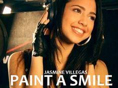 Jasmine Villegas - Paint A Smile Lyrics