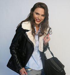 Winter outfit | invierno | Conoce más tendencias en http://www.larcomar.com/blog | #denim #winter2016